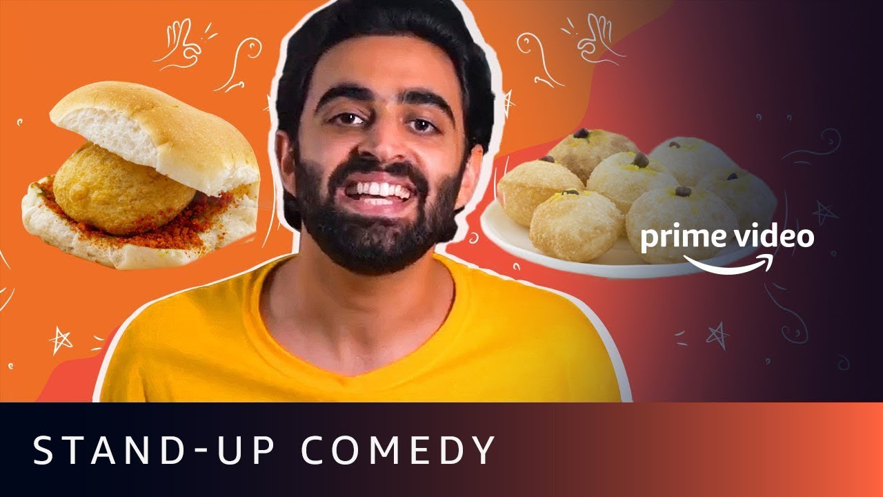 Rahul Dua's Food Troubles | New Stand-up Comedy | Amazon Prime Video