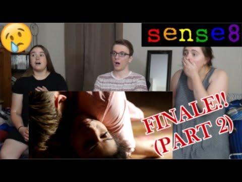 Sense8 SERIES FINALE - Amor Vincit Omnia - REACTION!! (Part 2)