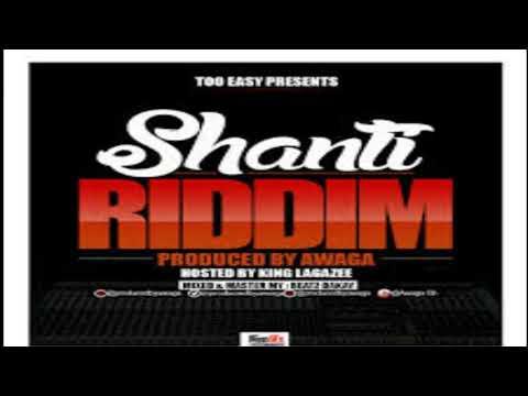 Ghana -  Shanti Riddim 2017 Selecta Dubfire Promo Mixxx