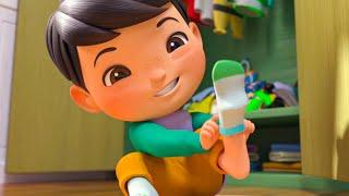 Little Baby Bum | Getting Dressed + More Nursery Rhymes and Kids Songs | Kids Videos