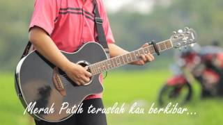 Cokelat - Bendera & Ibu Sud - Tanah Air (Cover Gitar Amatir Riadyawan)
