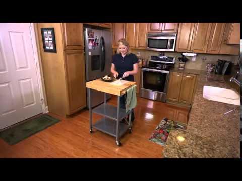 origami rbt-02 kitchen cart