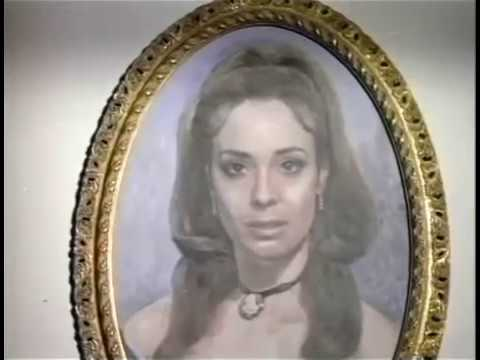 Edgar Allan Poe's The Oval Portrait 1972 GOTHIC HORROR