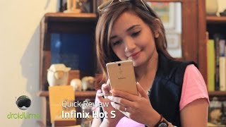 Infinix Hot S Quick Review Indonesia