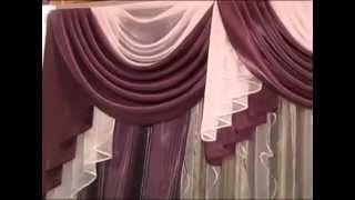 Красивые шторы для кухни, гостиной, спальни(Хотите купить красивые шторы для кухни? http://fantan-spb.ru 8 (960) 261-11-18 Хотите пригласить профессионального дизайн..., 2014-04-26T18:04:23.000Z)