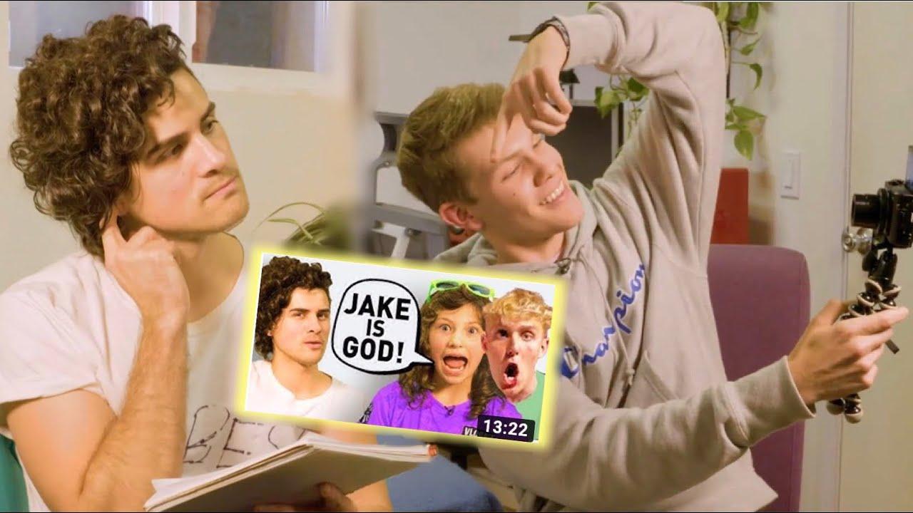 Anthony Padilla Interviews Me About Jake Paul!