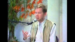 Eckhart Tolle at the Omega Institute 2001, Session 2