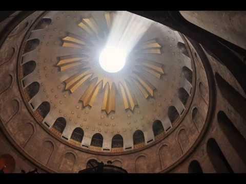 Органная музыка в Храме Гроба Господня, Иерусалим