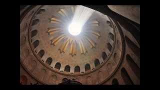 Органная музыка в Храме Гроба Господня, Иерусалим(Католическая месса в Храме Гроба Господня. Missa grigoriana VIII