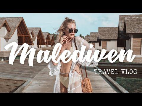 Overwater Villa Mit Pool Auf Den Malediven - Faarufushi Maldives | Vlog #14