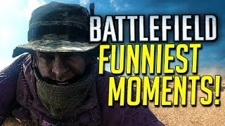 One of ChaBoyyHD's most viewed videos: FUNNIEST BATTLEFIELD 4 MOMENTS! - By ChaBoyyHD