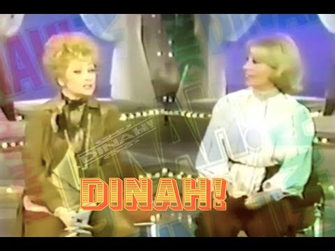 Q&A w. Lucille Ball on The Dinah Shore , 1977