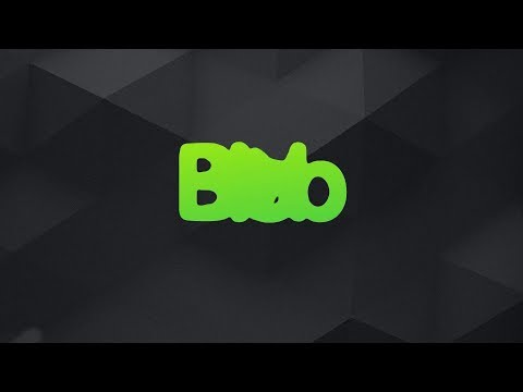 Blob animation cool text effect online maker