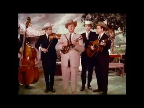 Bill Monroe & His Bluegrass Boys - Blue Moon Of Kentucky