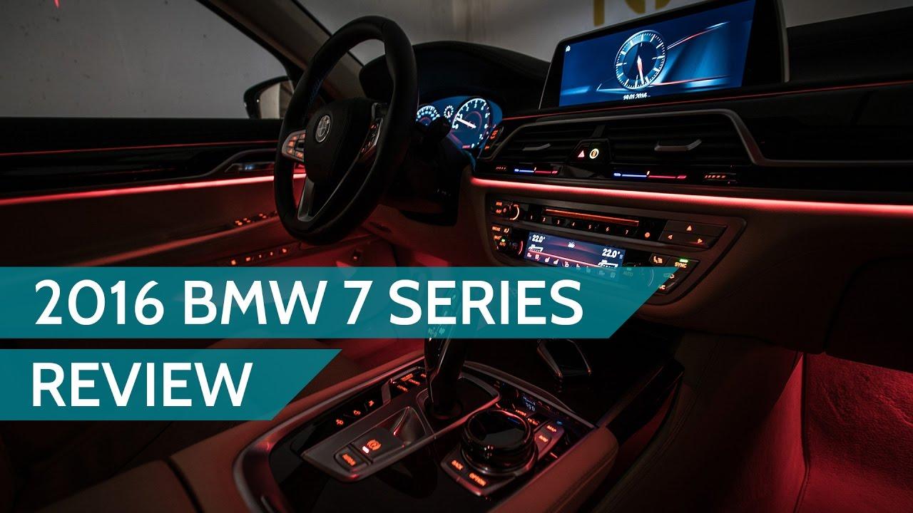 2016 Bmw 7 Series 750 Li Xdrive Lwb Review