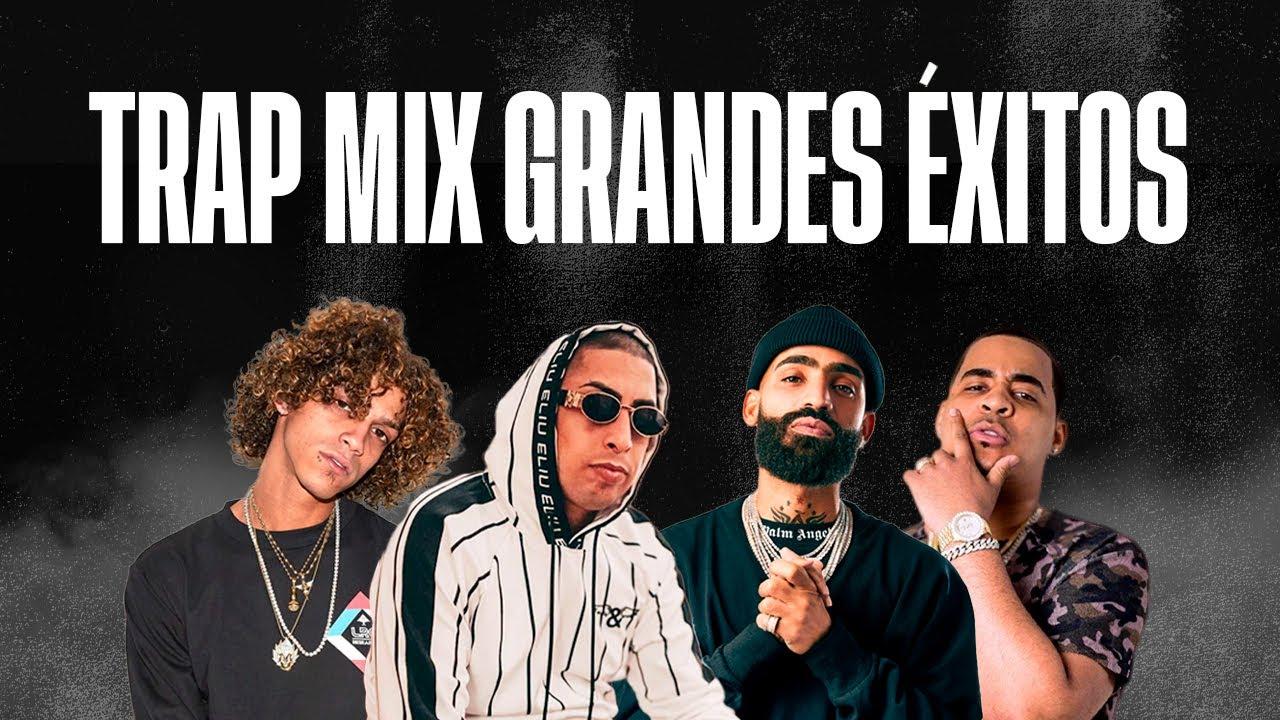 Trap Mix Grandes Éxitos   Latin Trap Mix   Trap Latino   Ñengo Flow, Jon Z, Arcangel, Lito, ARTIGAZZ