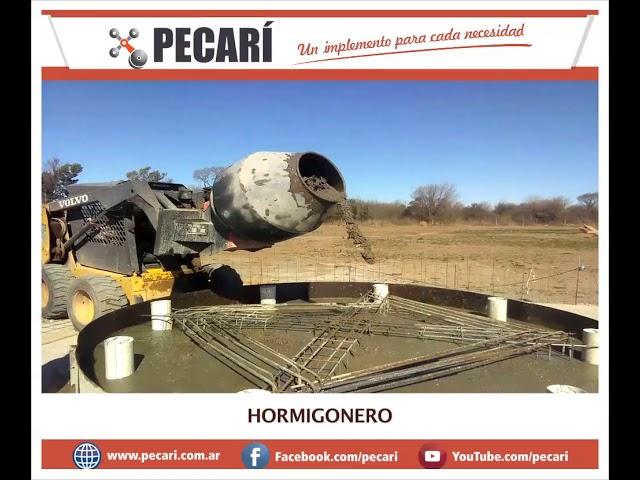 Homrigonero Pecarí