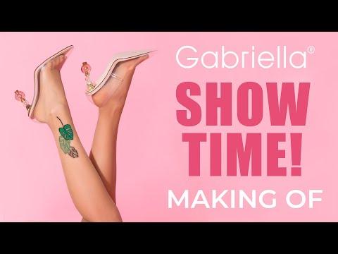 Gabriella - ShowTime -  Making of - Kolekcja Wiosna - Lato 2021