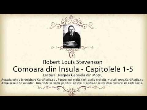 Robert Louis Stevenson - Comoara din Insula - Capitolele 1-5