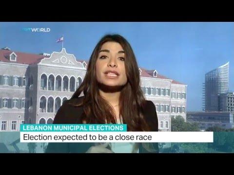 Lebanon Municipal Elections, Abir Ahmar reports from Beirut