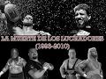 Las muertes de la WWE  lista actualizada
