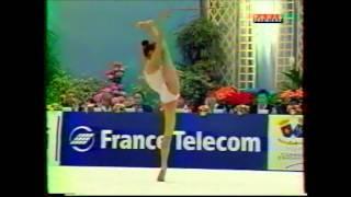 Irina TCHACHINA (RUS) rope - 1999 Corbeil
