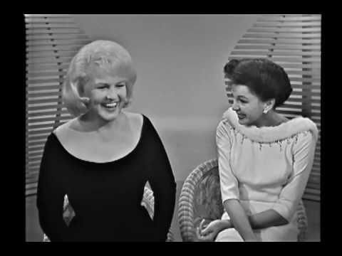 Peggy Lee & Judy Garland Duet