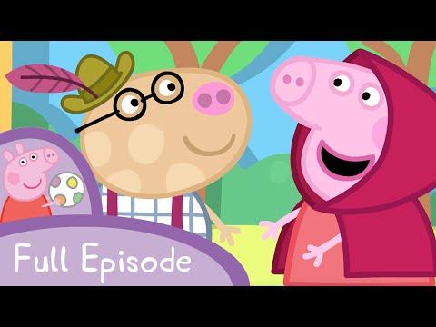 Peppa Pig - School Play (full episode)