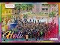 Holi Celebration at Gurukul Hyderabad 2019