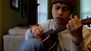 Time in a Bottle - Jim Croce Cover on Ukulele
