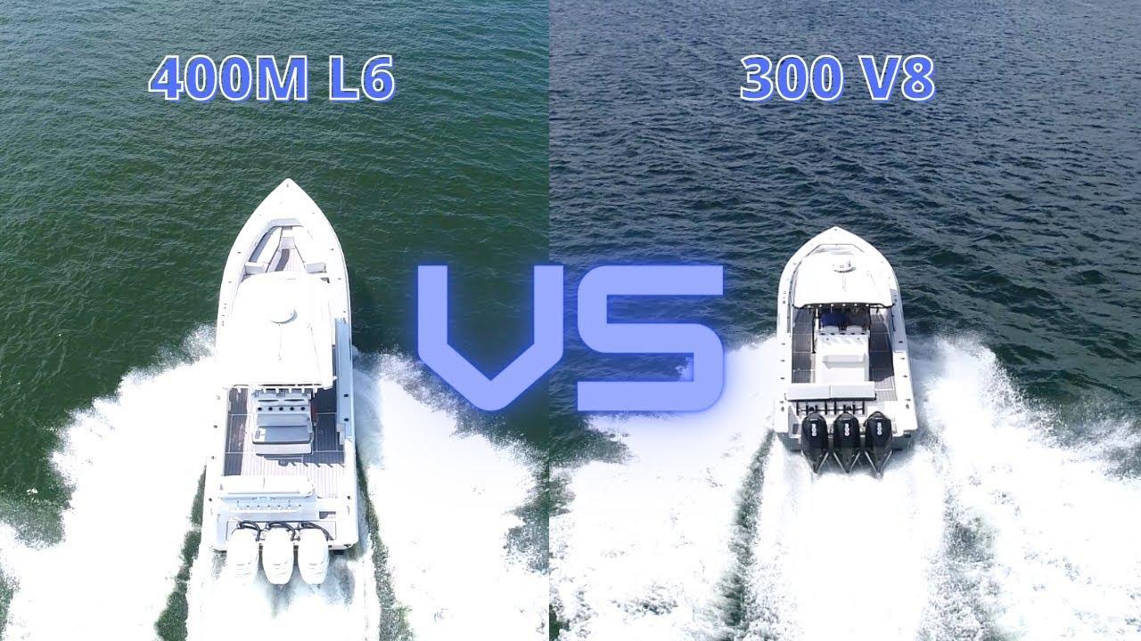 Download Mercury 300 V8 vs Mercury 400 L6   In depth comparison and real world testing