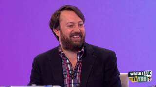 Lee Mack and Rob Brydon - What does the fox say? - Would I Lie to You? [HD] [CC]