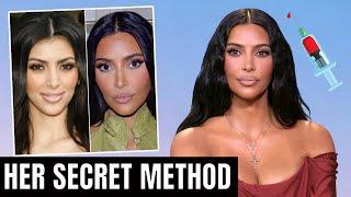 How Kim Kardashian REALLY Gets SO Tan