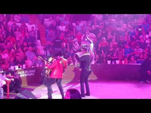 El mentado! Los plebes del rancho en vivo palenque tijuana 2016