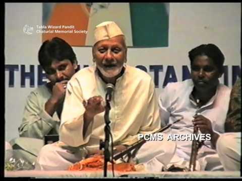 Ustad Bismillah Khan - 1997 (Clip 1) - Pandit Chaturlal Memorial Society Archive