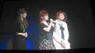 Stereopony at the closing ceremonies at Anime Boston. Check out Ver...