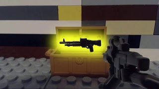 LEGO Call of Duty Black Ops III Zombies: The Giant (Gameplay Part Two)