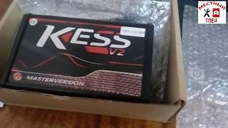 Попал на Kess // Kess 5.017// Aliexpress // Ништяки от Доброго