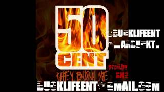"(HQ) 50 Cent ""They Burn Me"" official instrumental - prod.by D.A (DOPE AMIGO) of RNO Productions llc,"