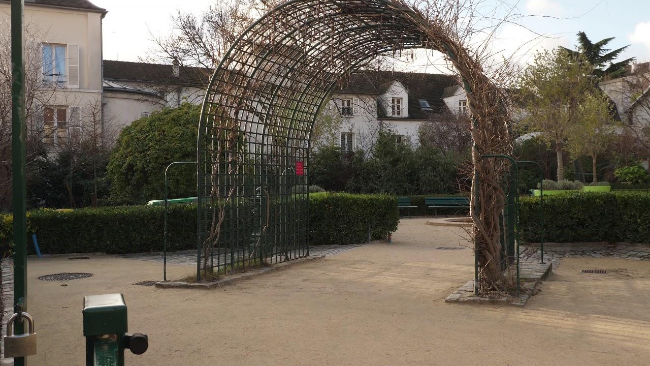Village de Charonne, Paris
