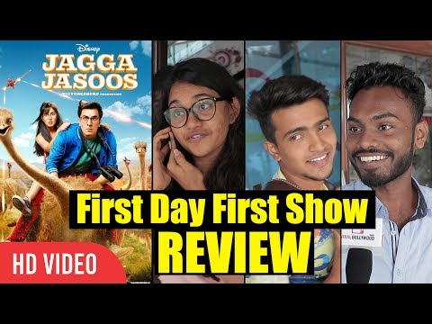Jagga Jasoos Review | Jagga Jasoos First Day First Show Review | Ranbir Kapoor, Katrina Kaif