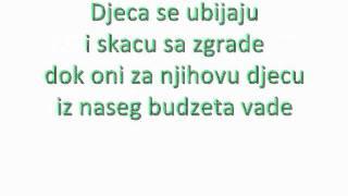 Frenkie ft. Edo Maajka - Hajmo Ih Rusit sa tekst