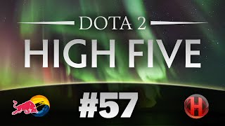 Dota 2 High Five - Ep. 57 [Red Bull Weekly]