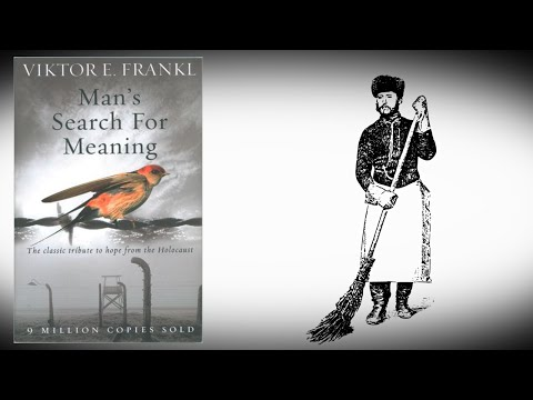 MAN'S SEARCH FOR MEANING BY VICTOR FRANKL | ANIMATED BOOK SUMMARY