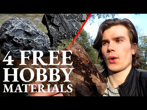 Get these 4 Free Hobby Materials to Improve your Craft
