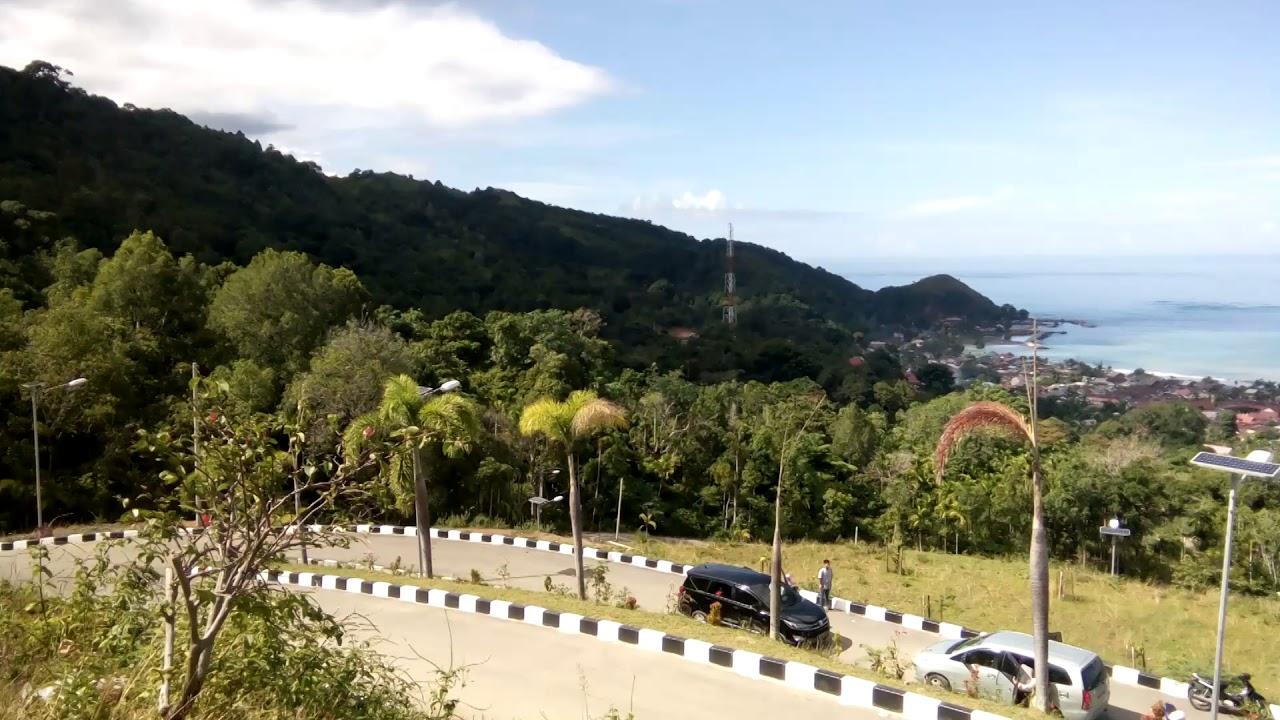 Objek Wisata Puncak Gemilang Di Kecamatan Tapaktuan Aceh