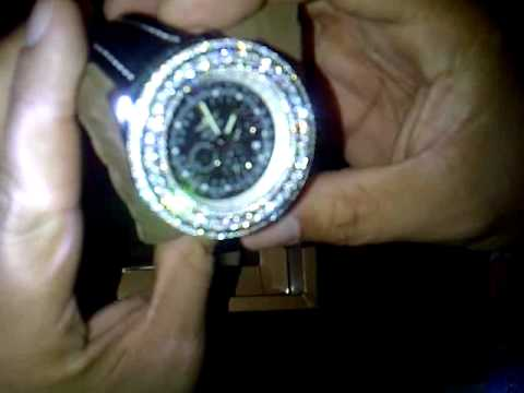 ICEY BREITLING WATCH 347-261-6212