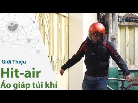 Tinhte.vn | Thử Nghiệm áo Giáp Túi Khí Hit-Air: 500 Ngàn Một Lần Nổ
