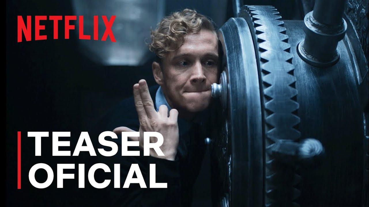 Exército de Ladrões: Invasão da Europa   Teaser oficial   Netflix