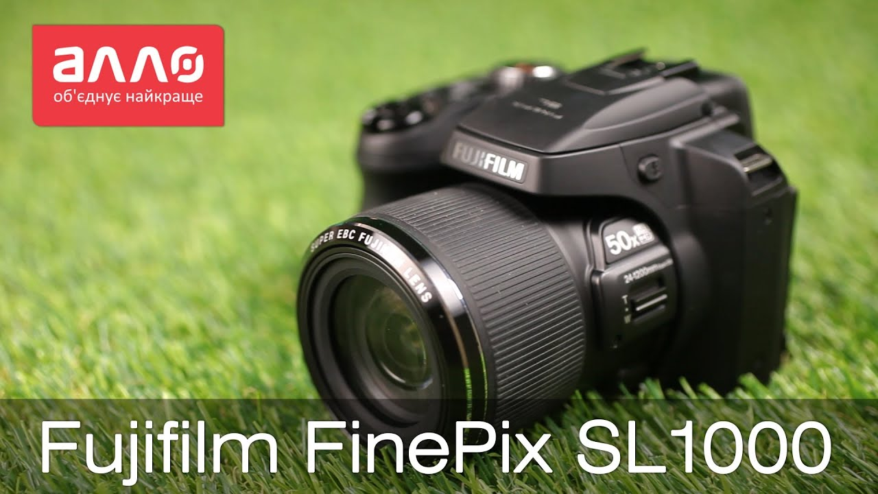 Fujifilm X-A1 Features Expained - YouTube